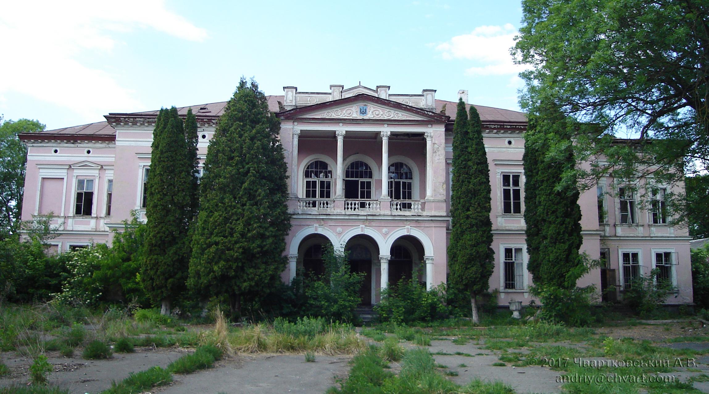 Палац Бадені
