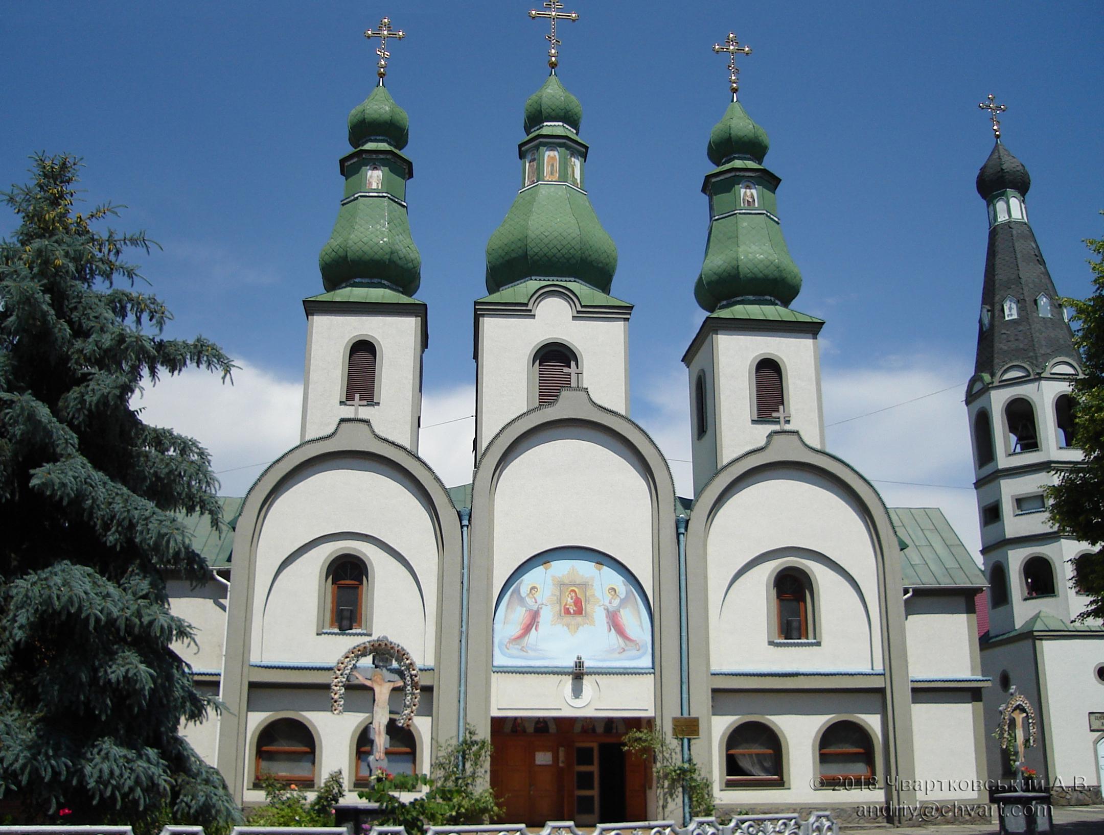 Собор Почаївської ікони Божої Матері