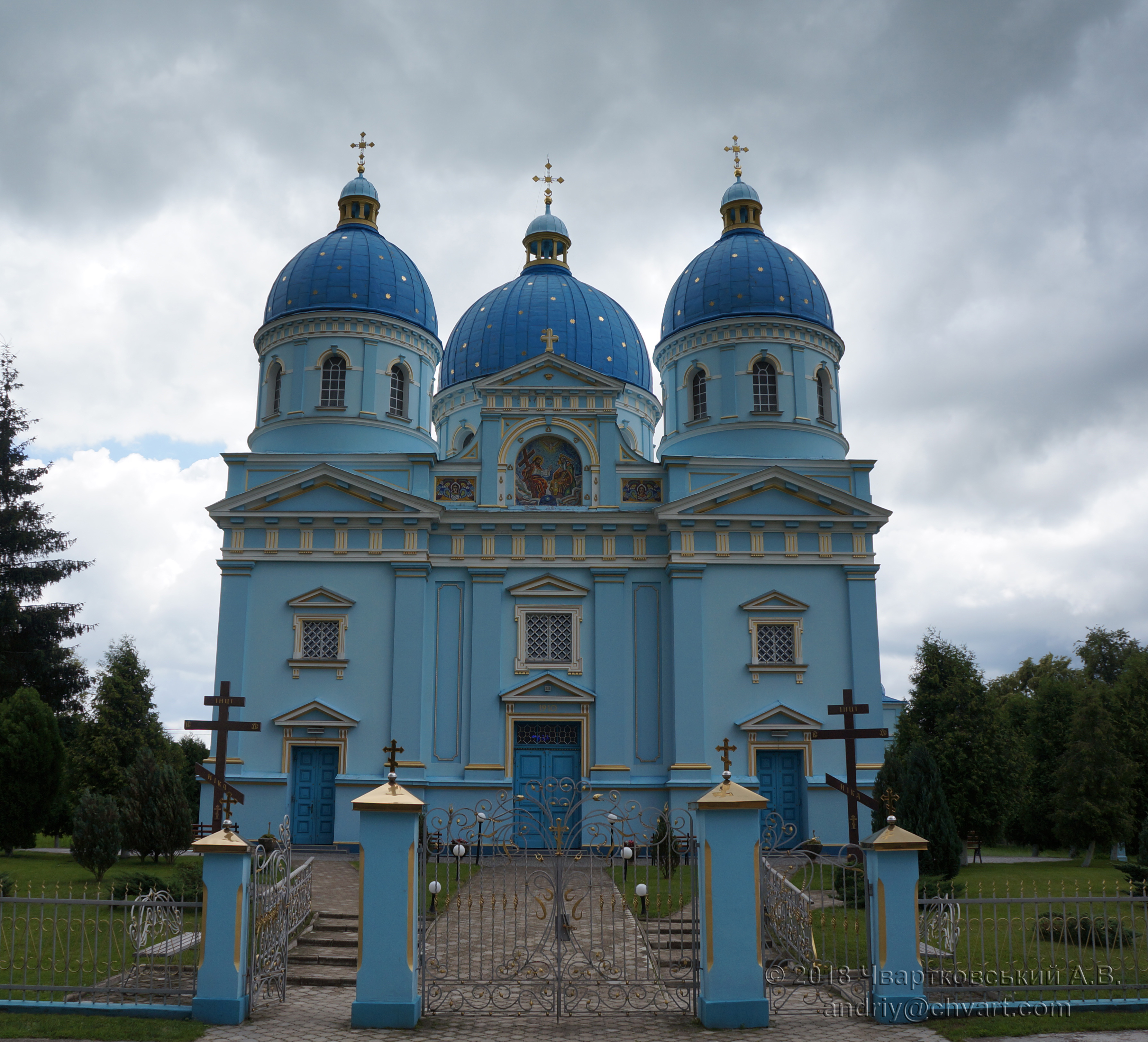 Мурована церква