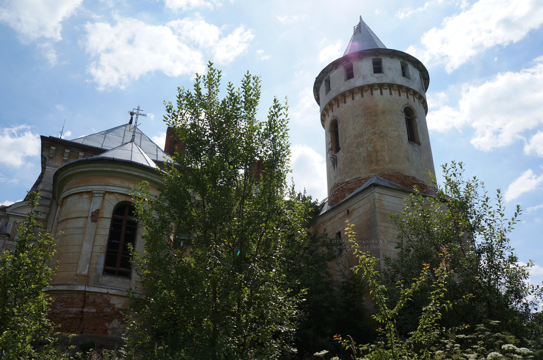 Каплиця і вежа