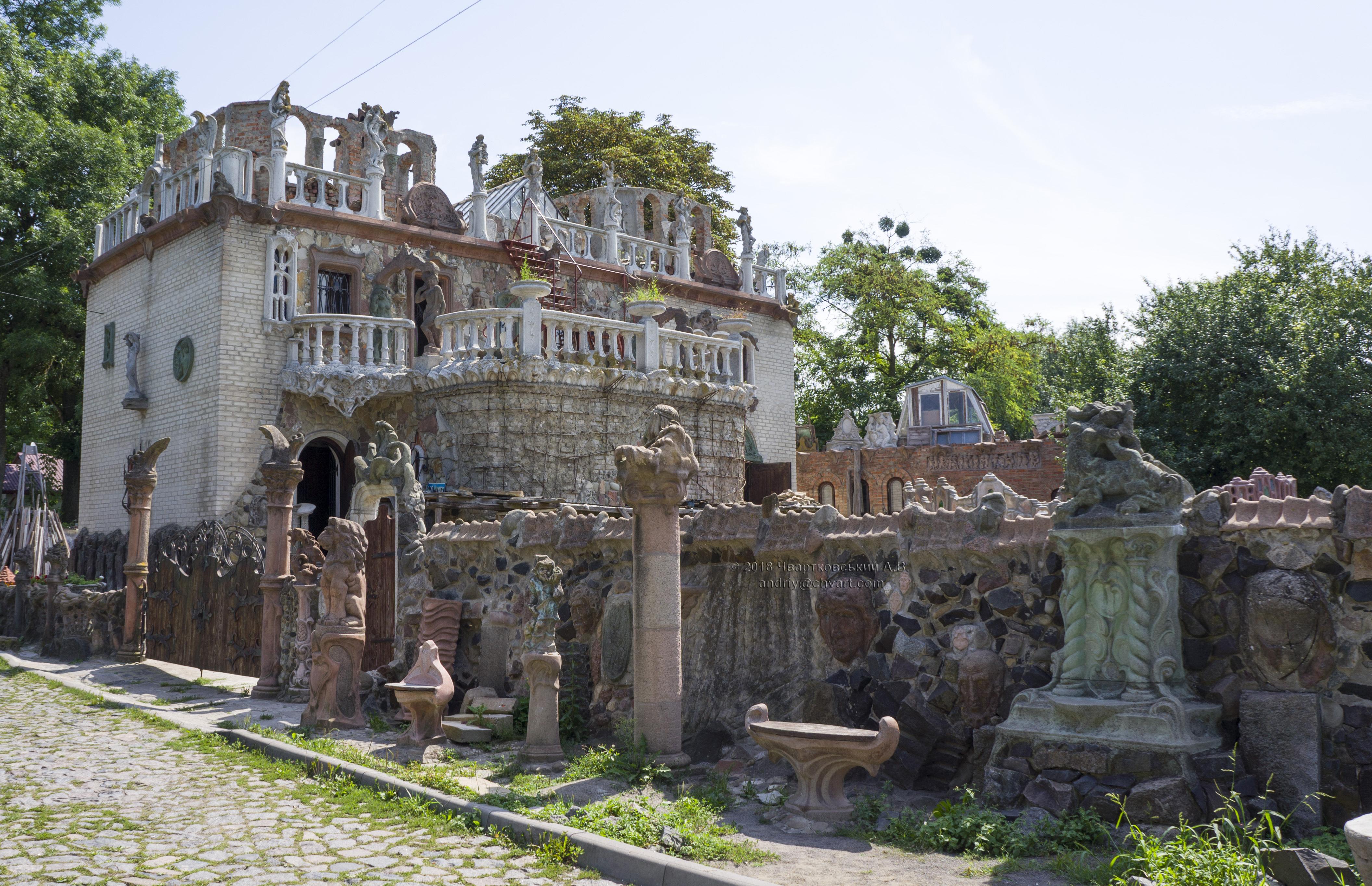Будинок Голованя