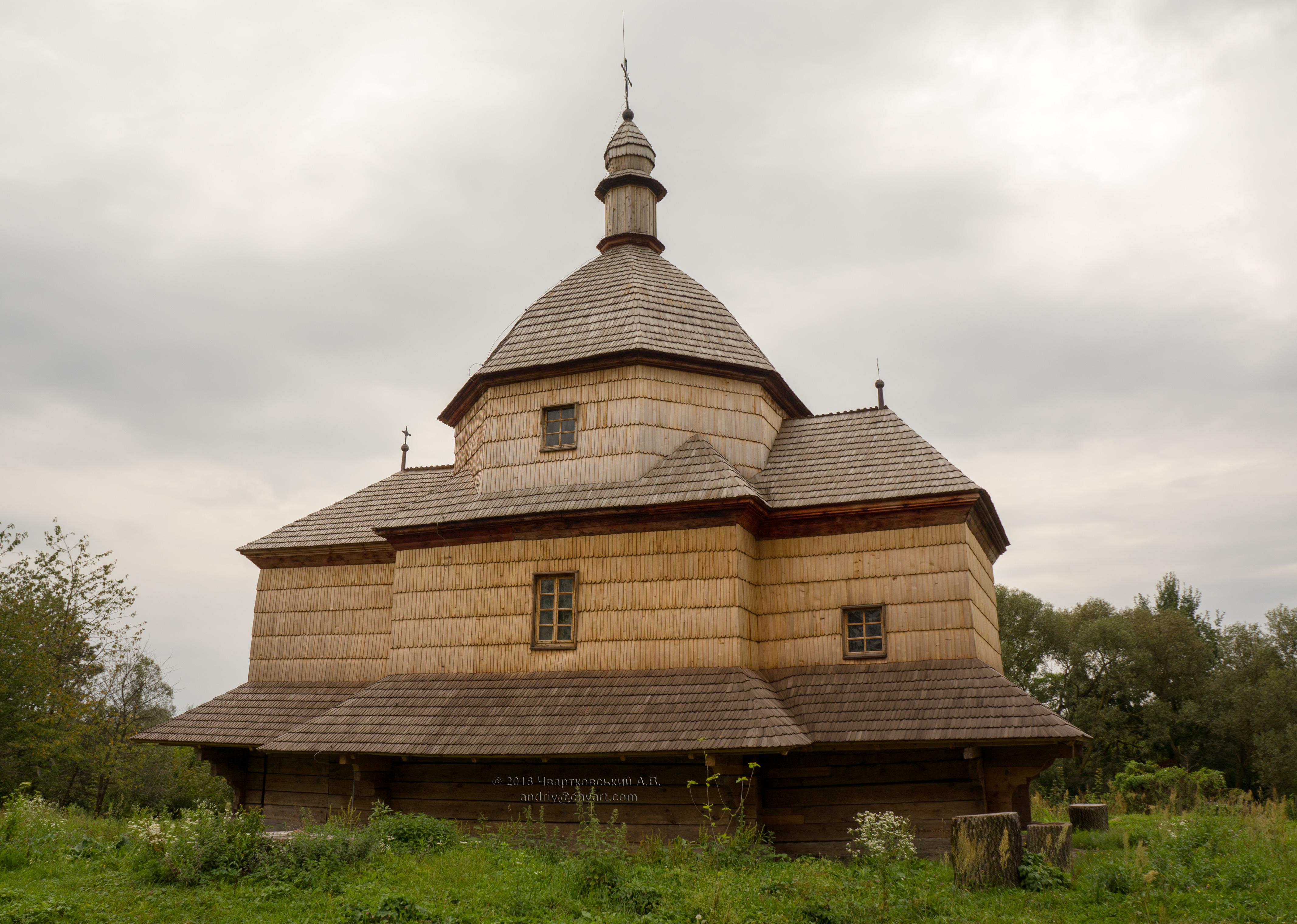 Церква Св. Микити