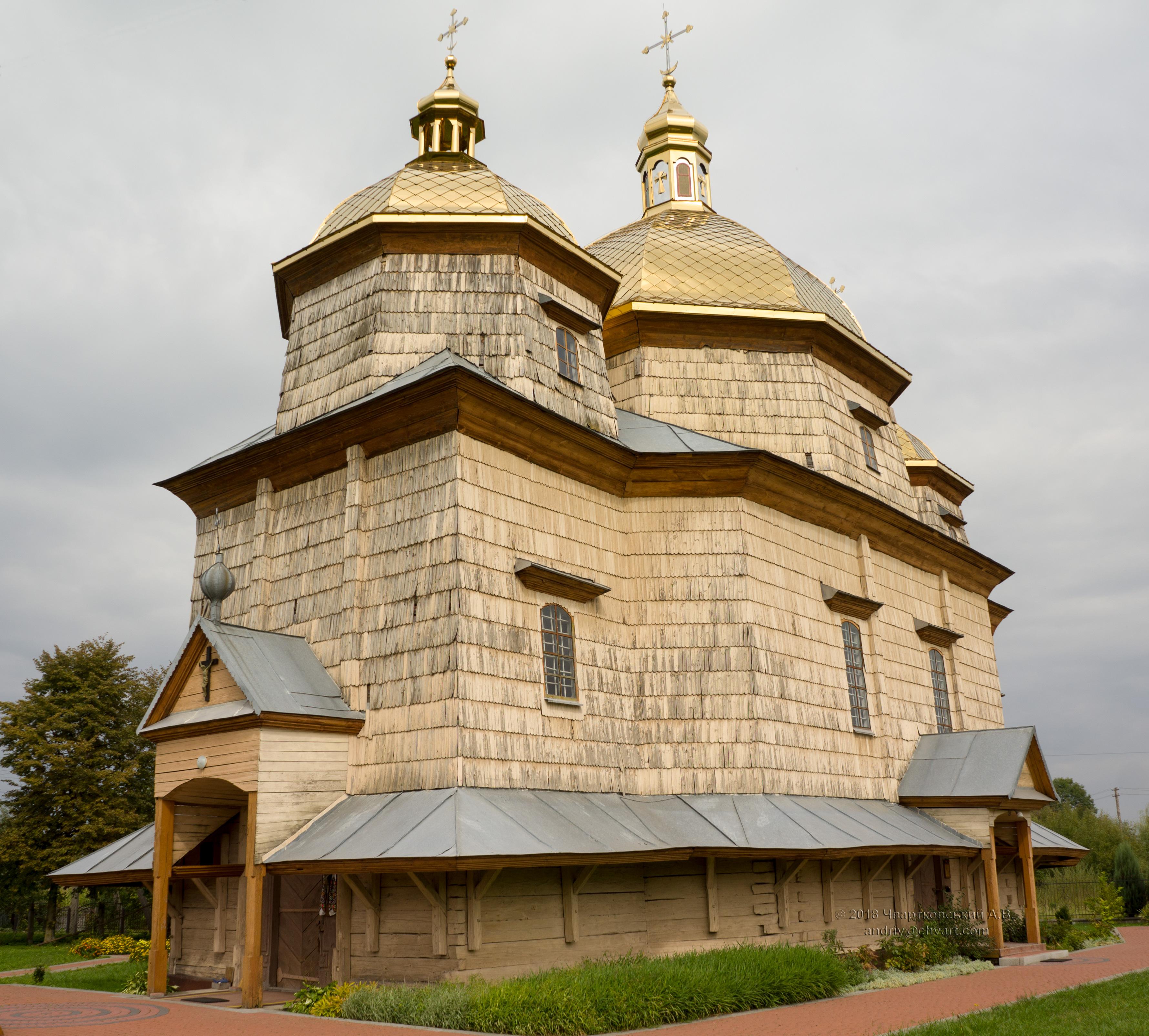 Церква Св. Юрія у Батятичах