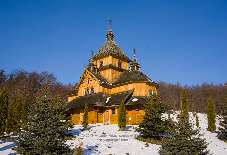 Церква блаженних Климентія і Леонтія