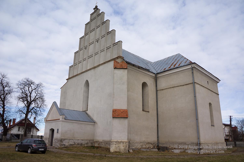 Костел у Куликові