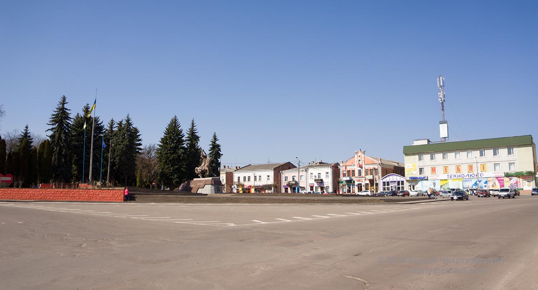 Центральна площа міста