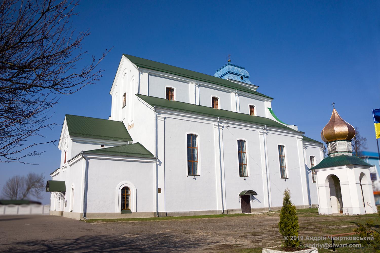 Костел бернардинів