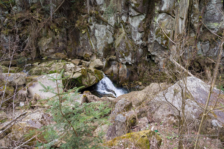 Водоспад Верхньокам'янецький