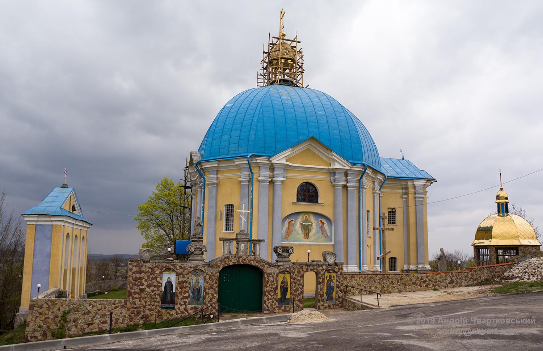 Церква Св. Параскеви П'ятниці