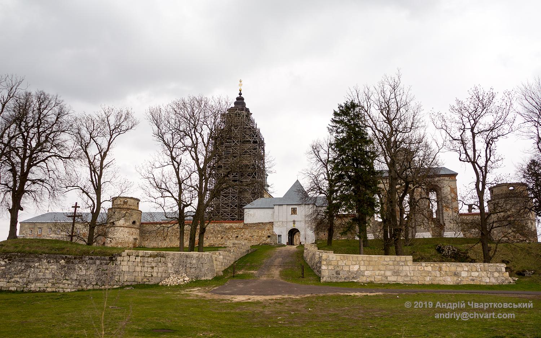Монастир походження дерева хреста Господнього (XVII–XVIII ст. )