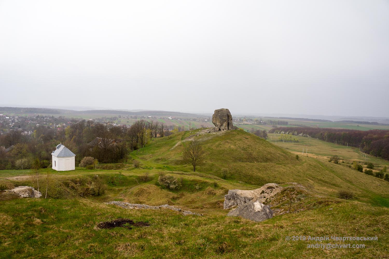 Скеля і каплиця Св. Ап. Юди Тадея