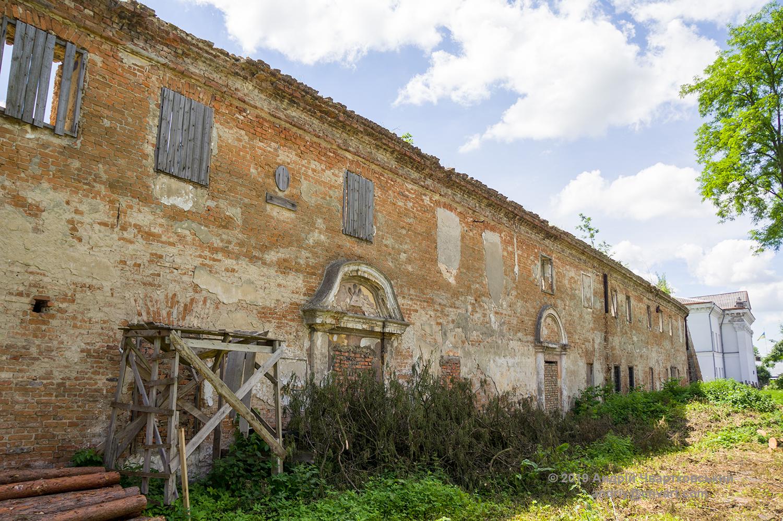 Руїни монастиря Домініканок