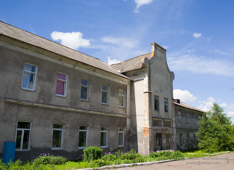 Келії монастиря сестер Феліціанок