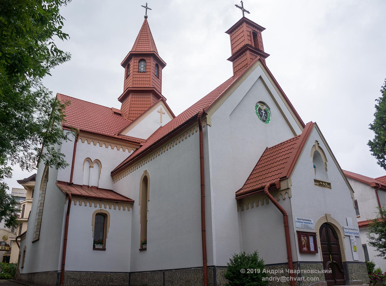 Костел Внебовзяття Пресвятої Діви Марії