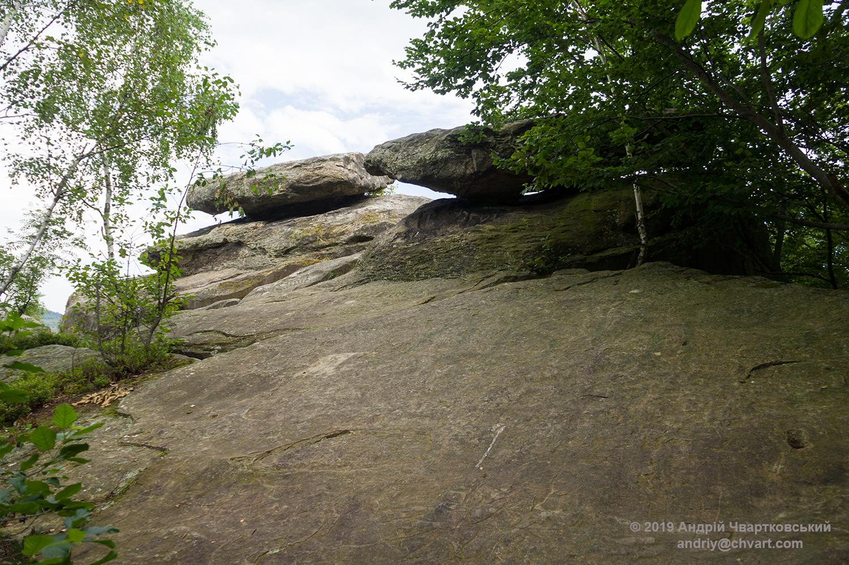 Кам'яна площадка