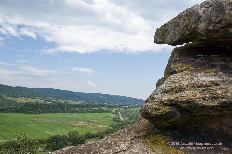 Княжі скелі (Тишівниця) - 2019