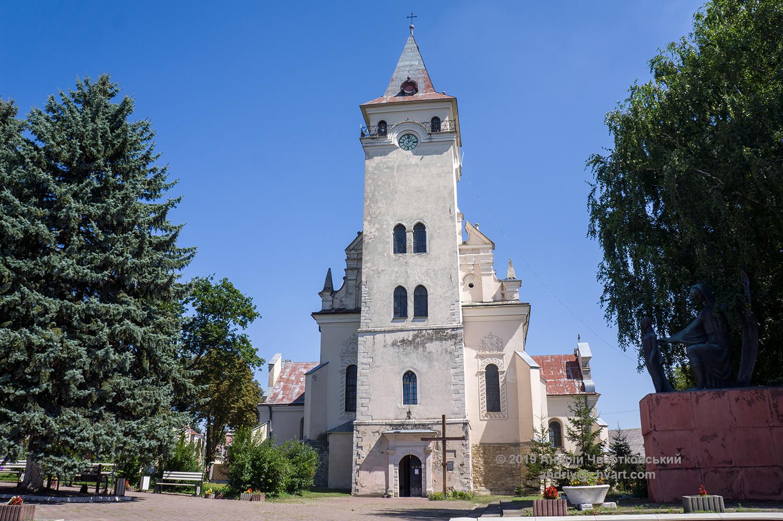 Костел святого Миколая та Анни