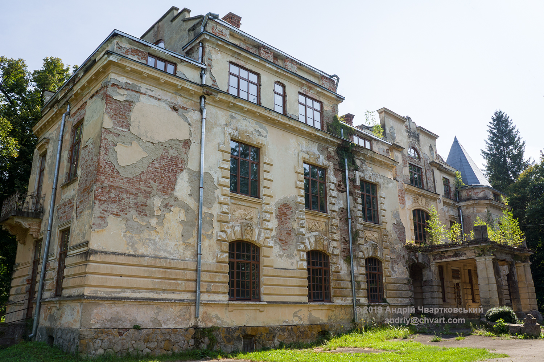 Палац Скшинських-Чарторийських