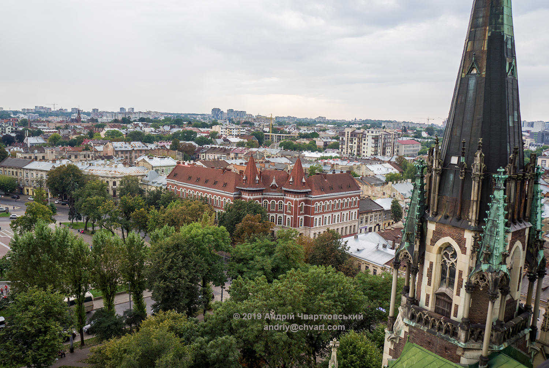 Вул. Степана Бандери
