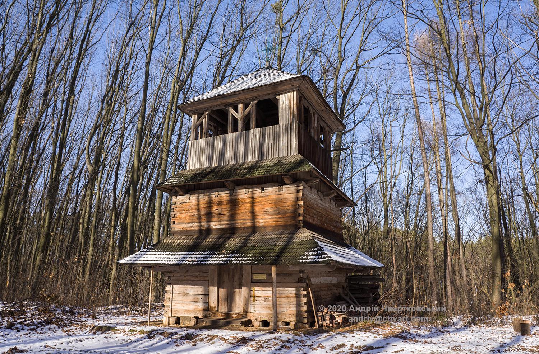 Дзвіниця з села Стоянів, Радехівського району