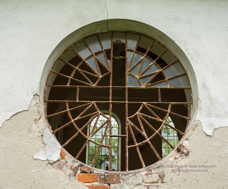 Кругле вікно