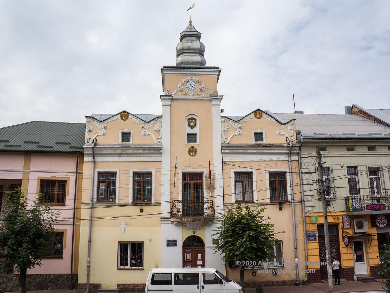 Судововишнянська ратуша