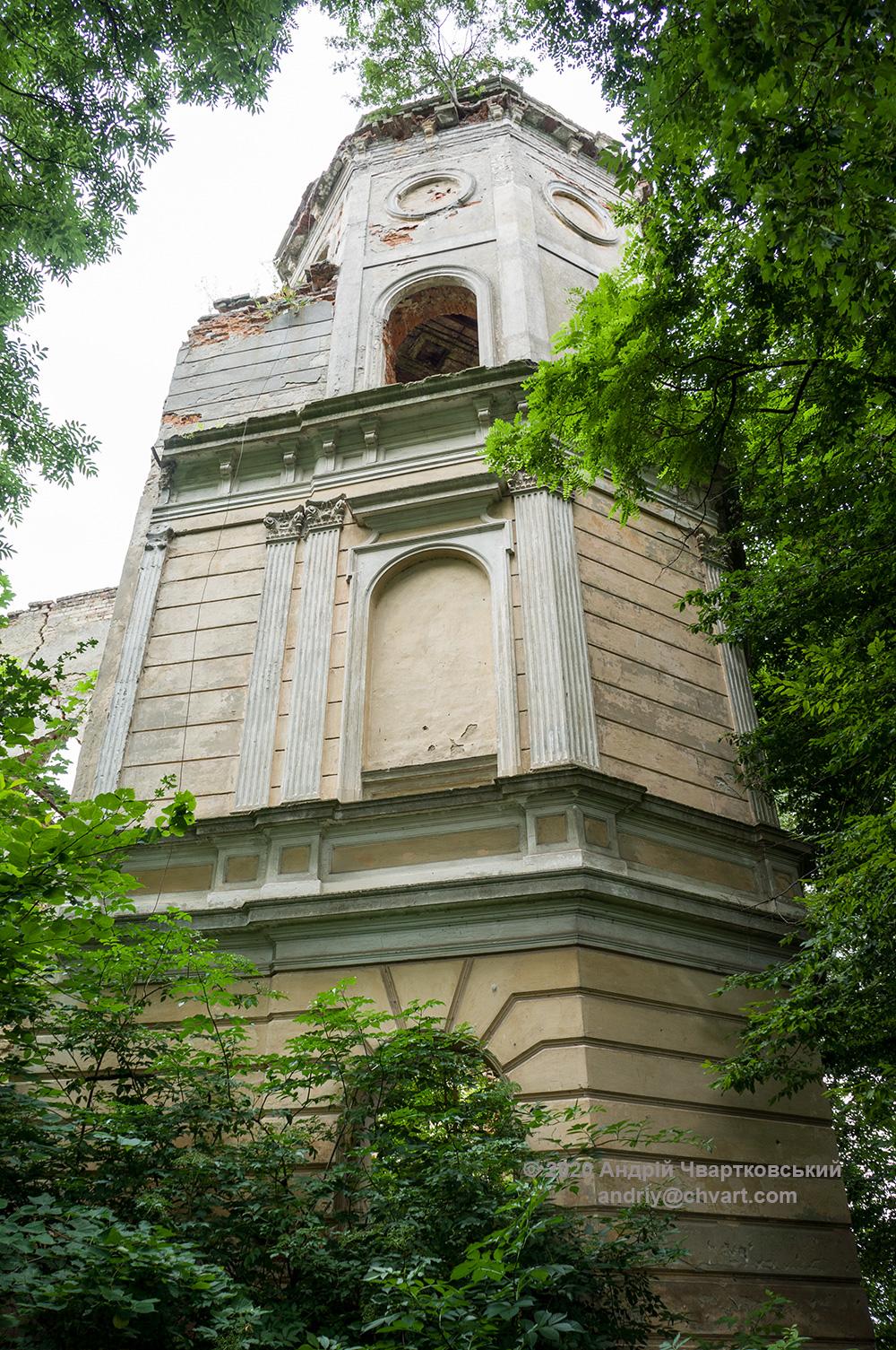 Вежа палацу