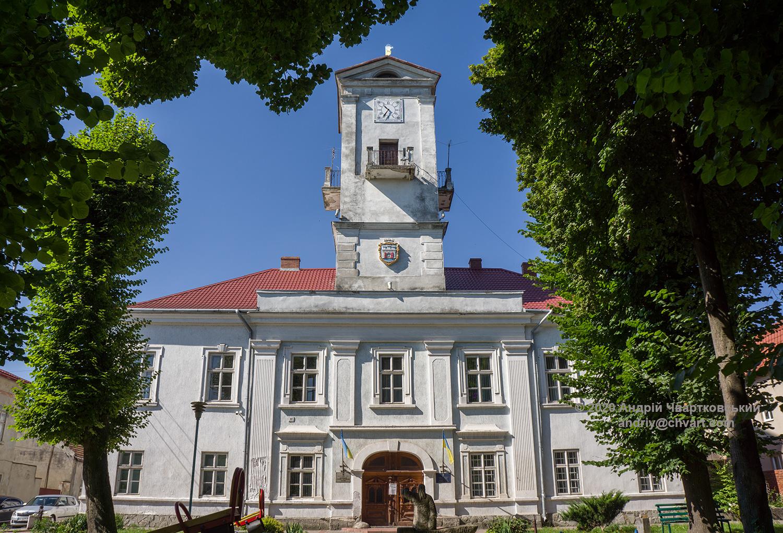 Городоцька ратуша